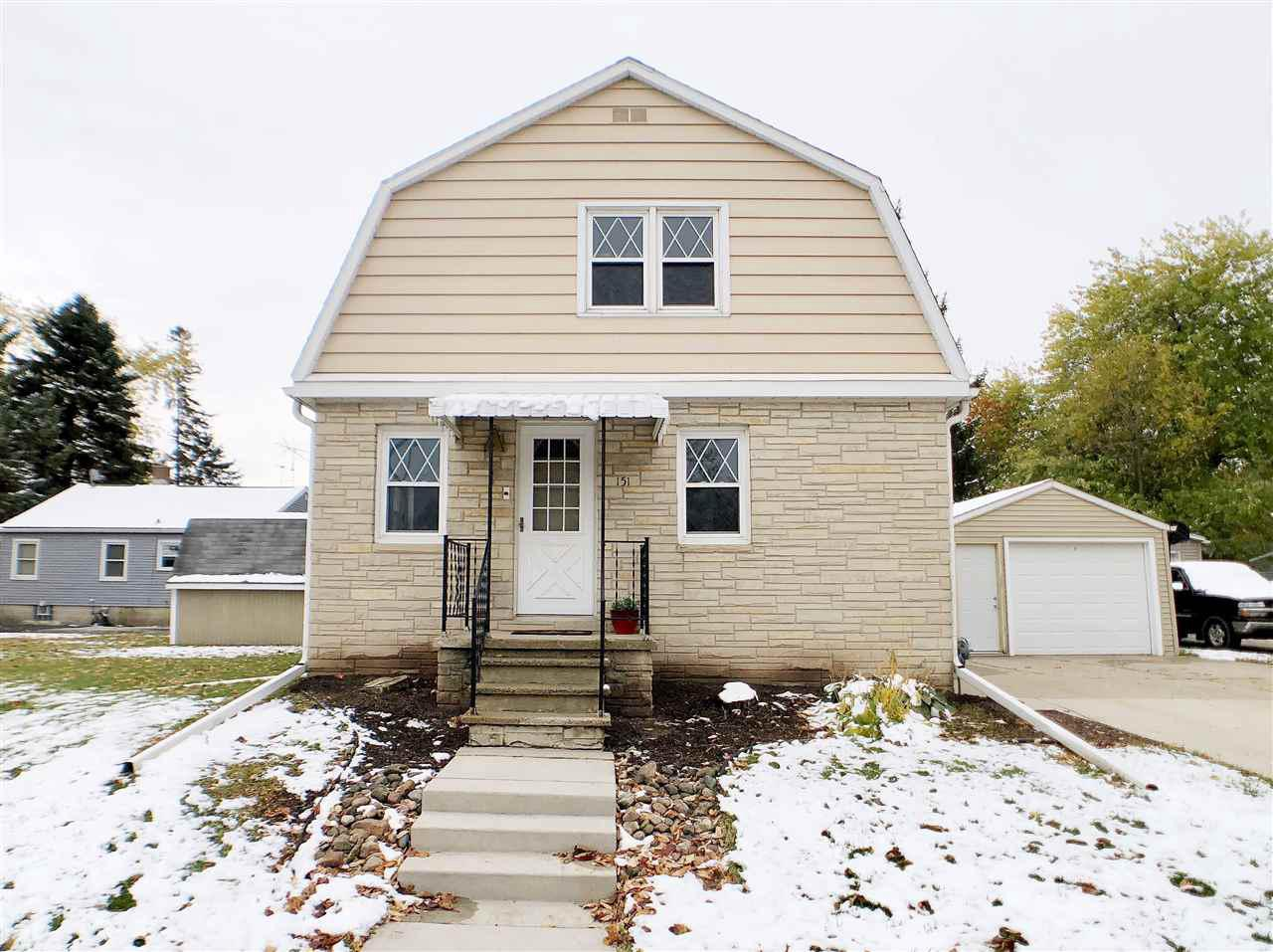 View Single-Family Home For Sale at 151 HARRISON STREET, North Fond Du Lac, WI