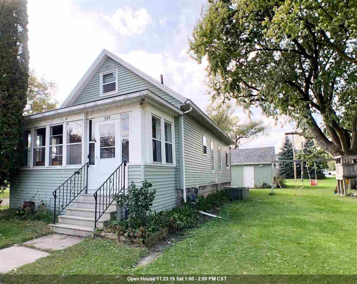 View Single-Family Home For Sale at 509 DELAWARE AVENUE, North Fond Du Lac, WI