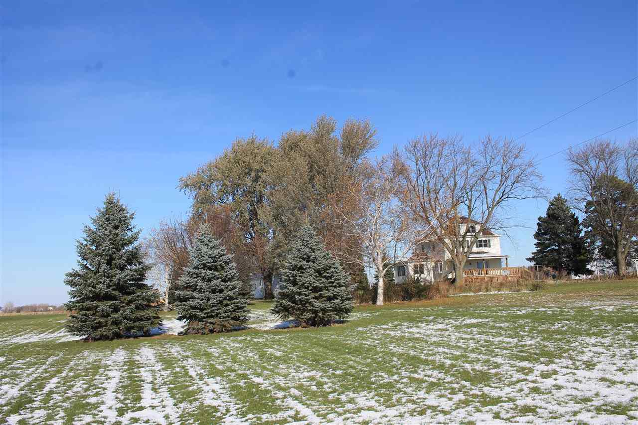 View Single-Family Home For Sale at 8214 N Bark River Road, Van Dyne, WI