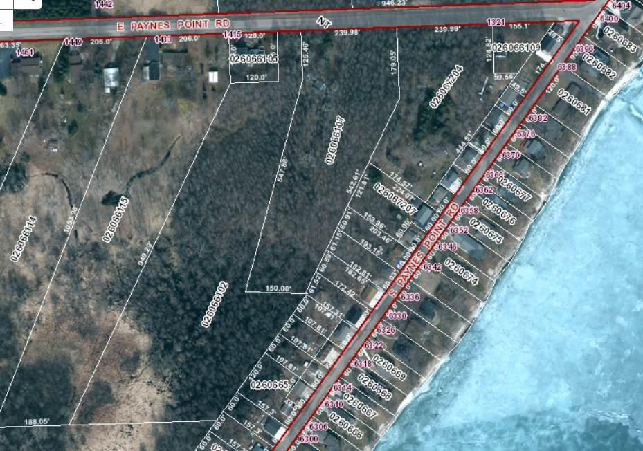View Vacant Land For Sale at E PAYNES POINT ROAD, Neenah, WI