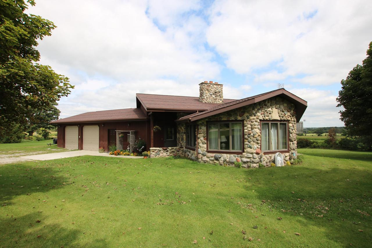 View Single-Family Home For Sale at W5399 County Road B, Fond Du Lac, WI