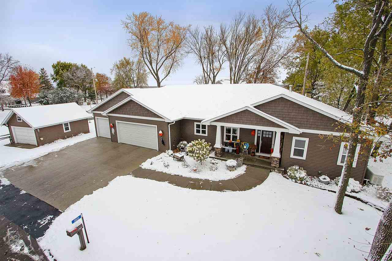 View Single-Family Home For Sale at 3810 APPLE LANE, Oshkosh, WI