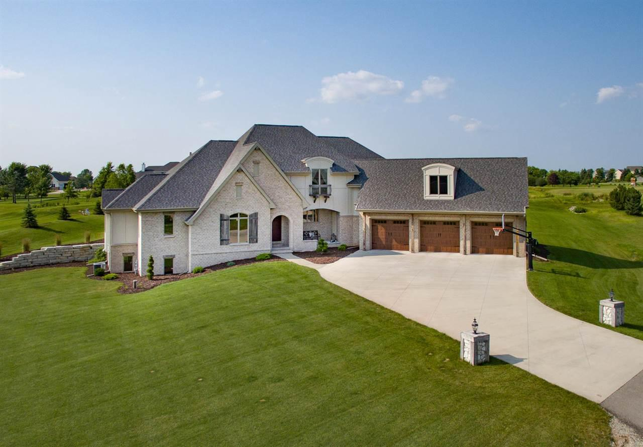 View Single-Family Home For Sale at 3030 LENNON LANE, Neenah, WI