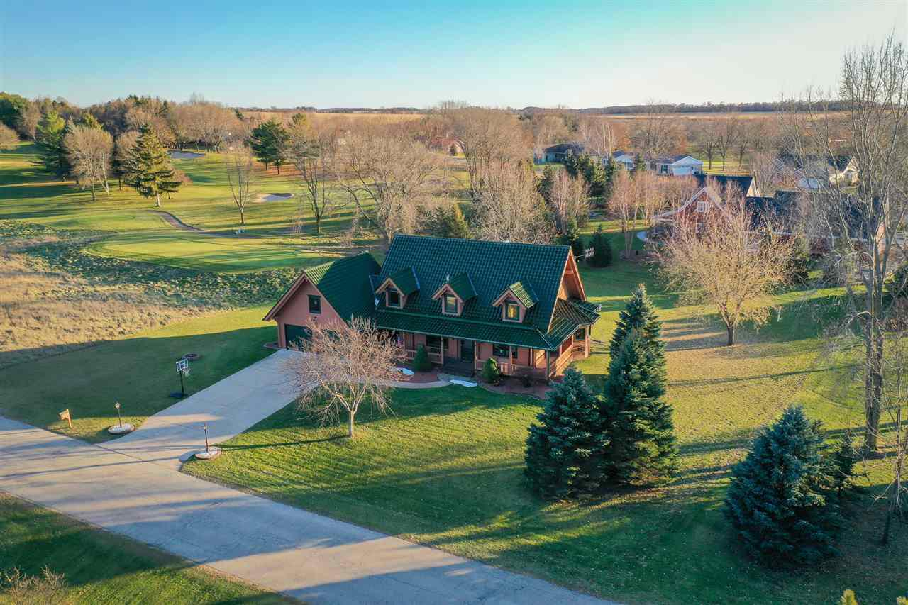 View Single-Family Home For Sale at N8624 SEWARD DRIVE, Berlin, WI