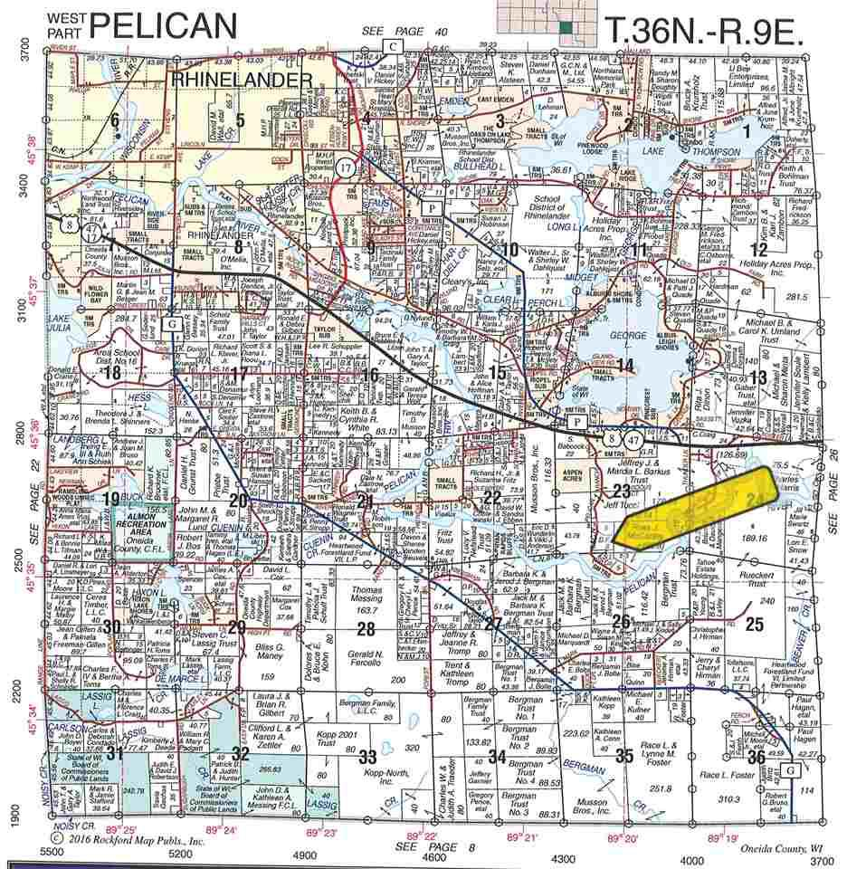 8.21 Ac Pelican Ranch Rd