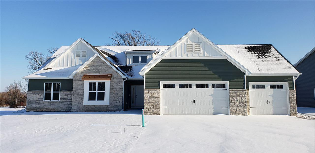 View Single-Family Home For Sale at 1943 BIG BEND DRIVE, Neenah, WI