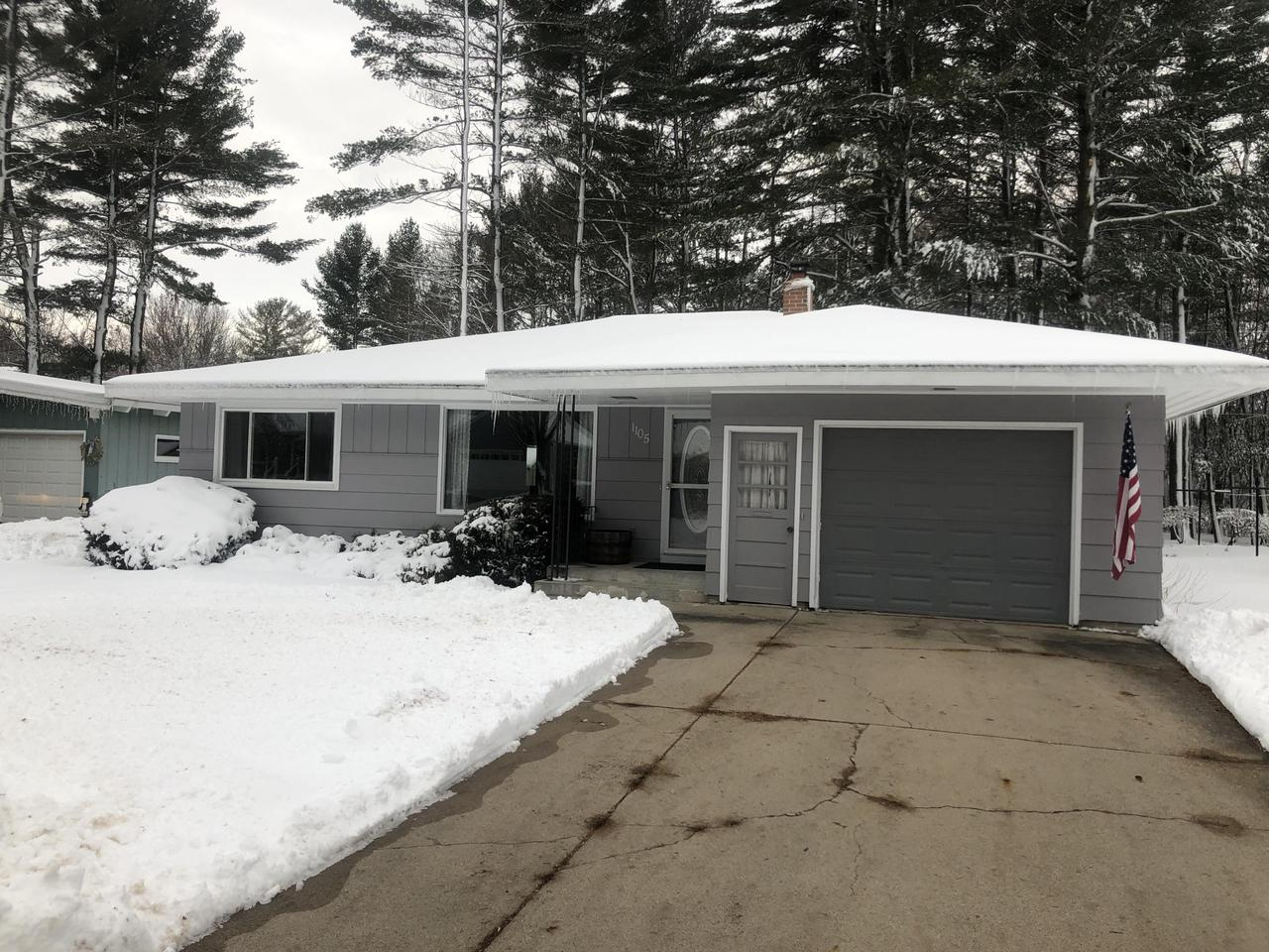 View Single-Family Home For Sale at 1105 Sunnyfield, Marinette, WI