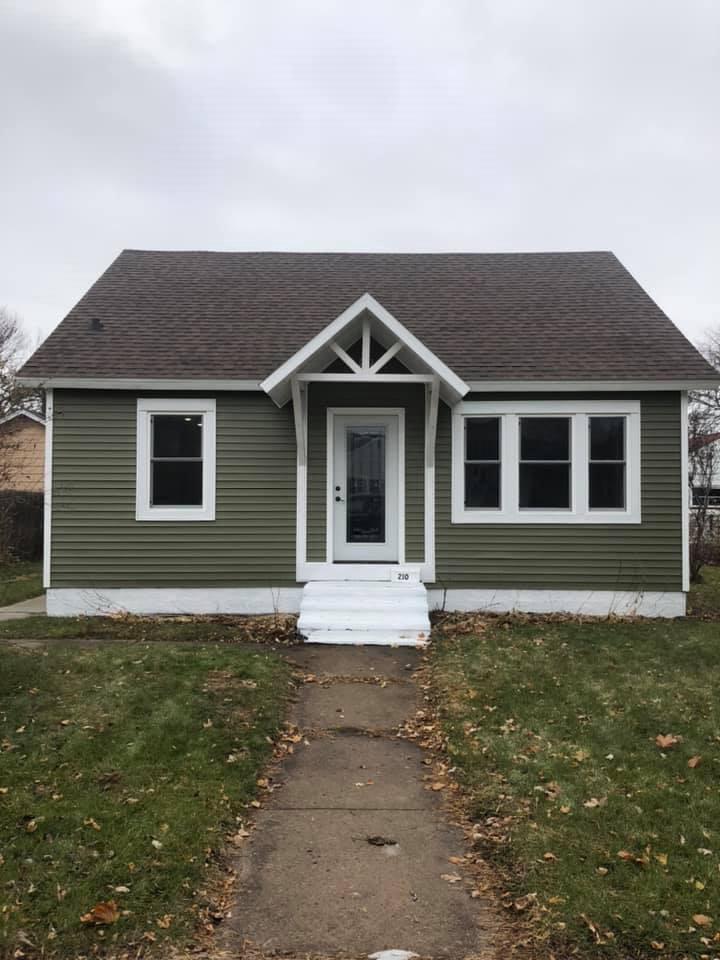 View Single-Family Home For Sale at 2109 17TH AVENUE, Menominee, MI