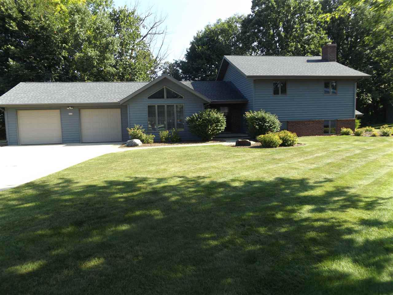 View Single-Family Home For Sale at N394 BREEZEWOOD DRIVE, Appleton, WI