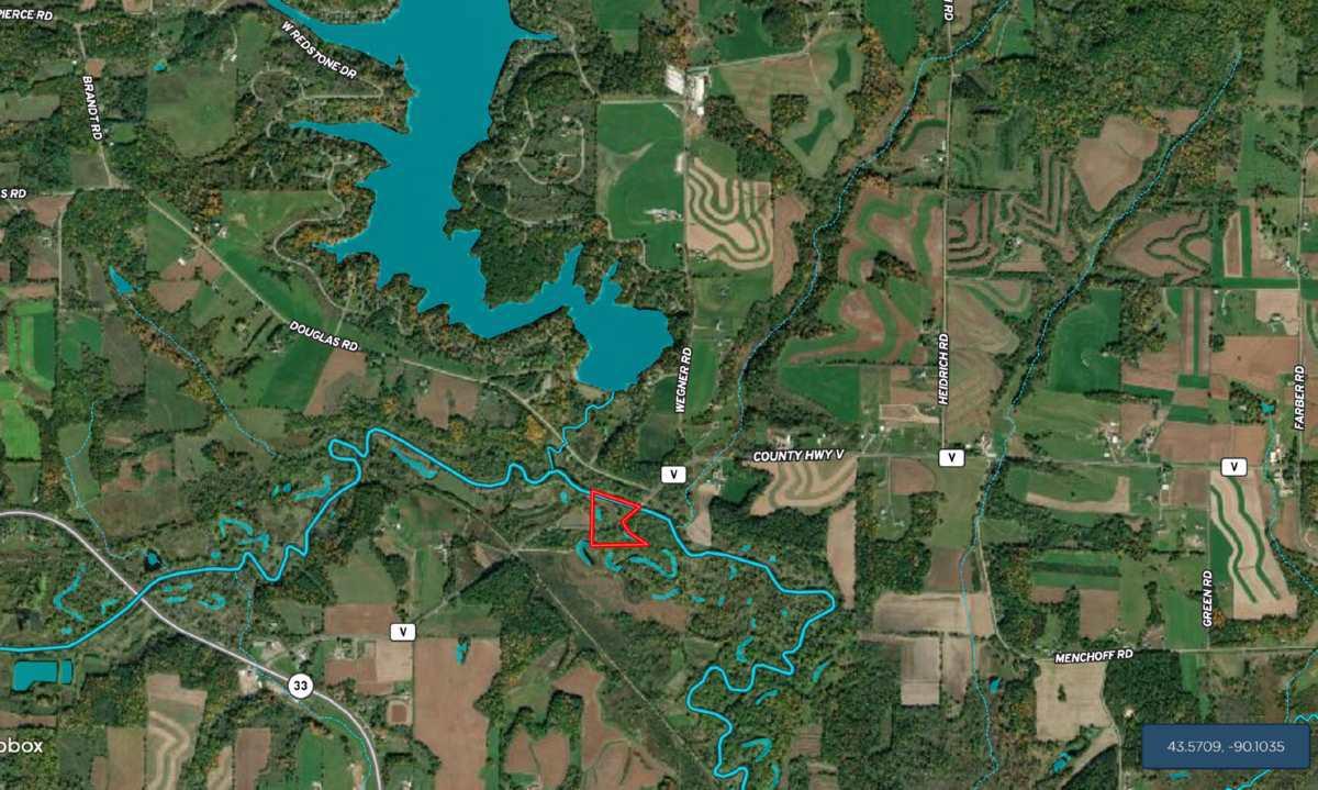 10 Acres County Road V