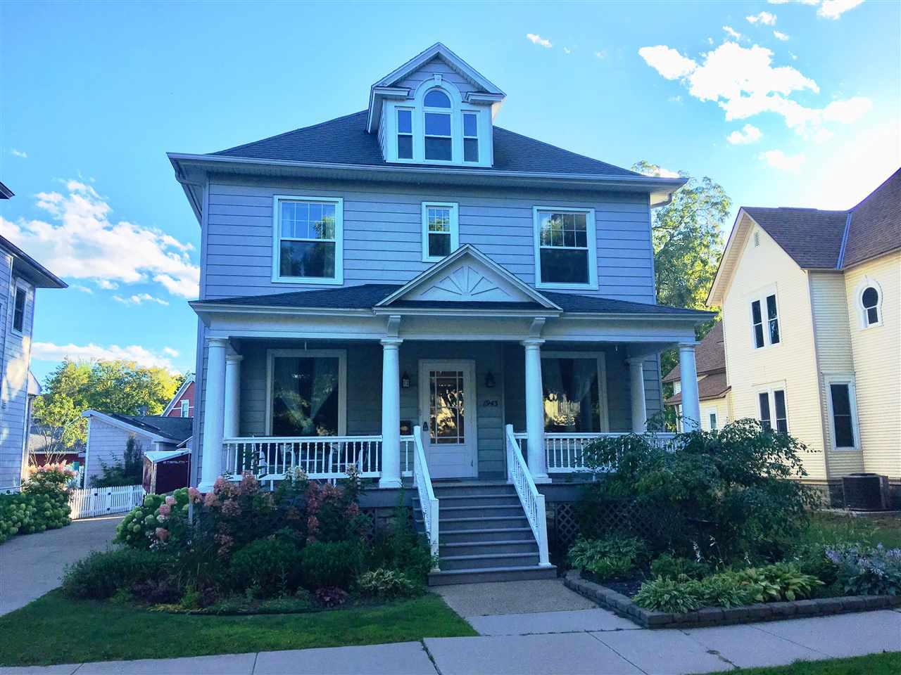 View Single-Family Home For Sale at 1943 STEPHENSON STREET, Marinette, WI