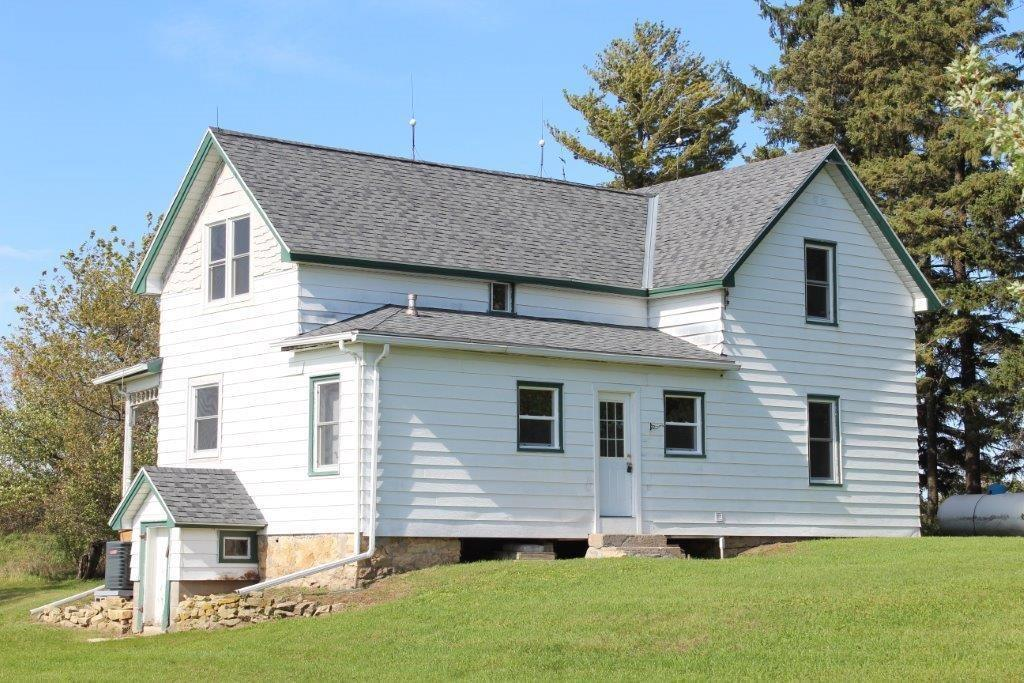 View Single-Family Home For Sale at N4650 S County Road P, Spring Valley, WI