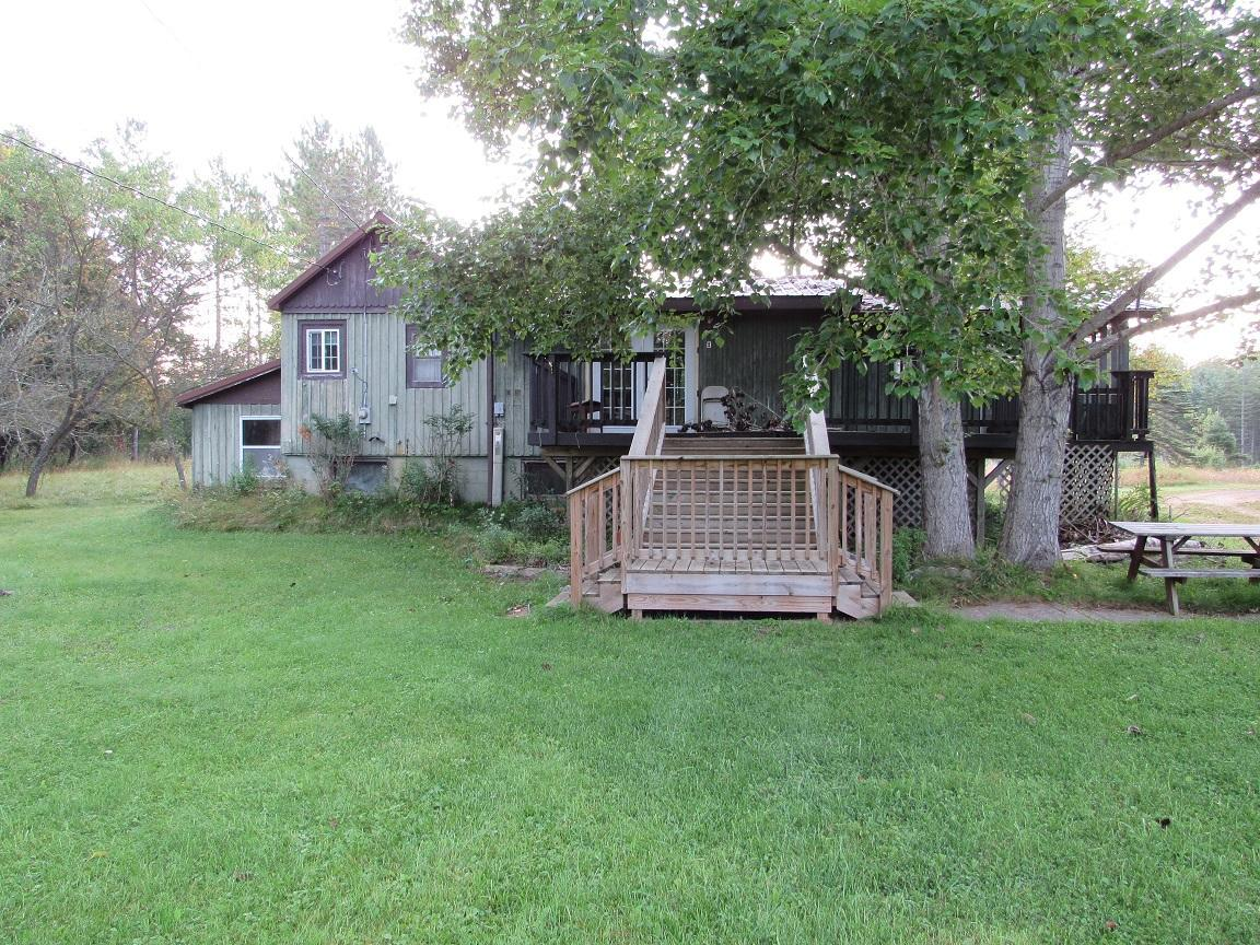 View Single-Family Home For Sale at N11805 I-3 Lucke Ln, NADEAU, MI