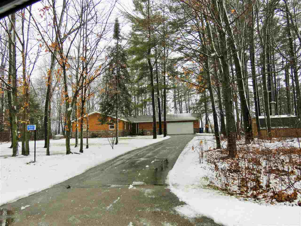 View Single-Family Home For Sale at N5083 JOCHMANN ROAD, Black Creek, WI