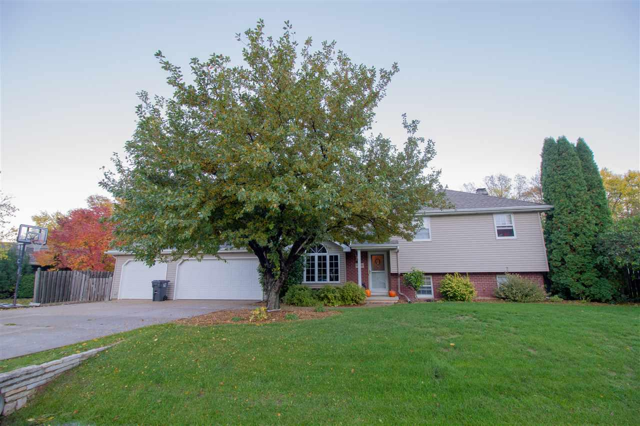 View Single-Family Home For Sale at W2963 FARMSTEAD DRIVE, Appleton, WI