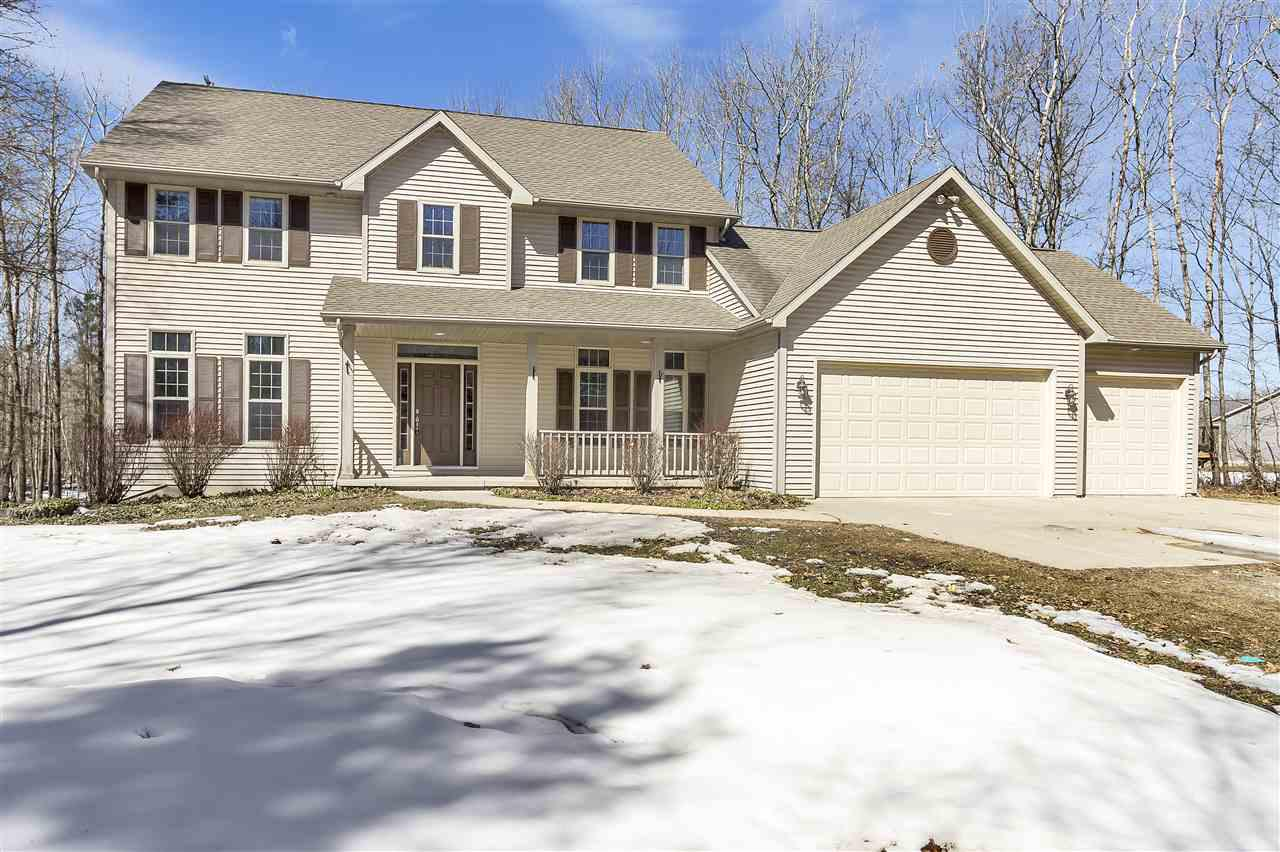 View Single-Family Home For Sale at 4825 PINE LANE, Little Suamico, WI