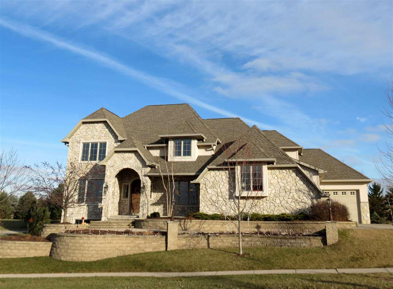 View Single-Family Home For Sale at 5638 N ROSEMARY DRIVE, Appleton, WI