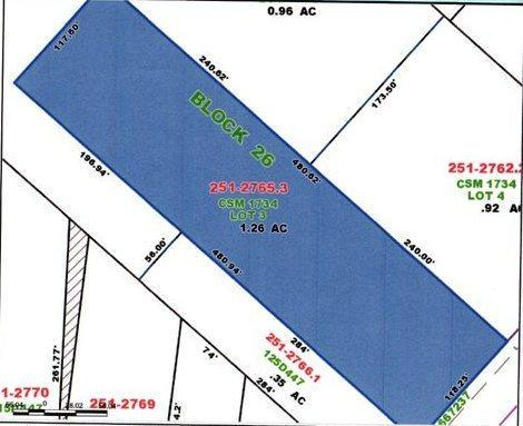 View Commercial For Sale at 1227 Marinette Ave, Marinette, WI