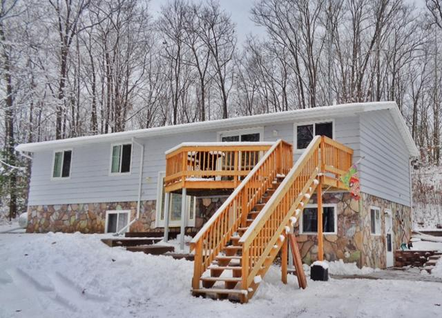 View Single-Family Home For Sale at W7294 Crain Ln, Pembine, WI
