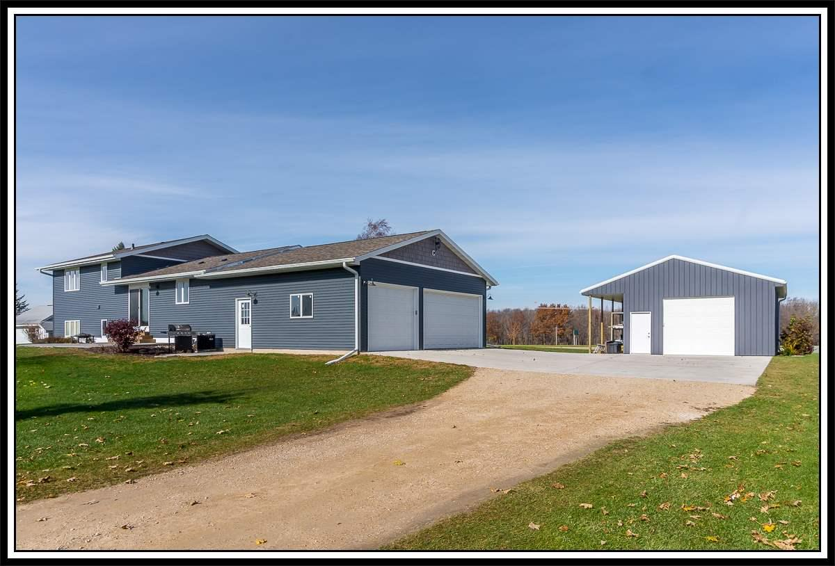 View Single-Family Home For Sale at 718 E FAIRVIEW DRIVE, New London, WI