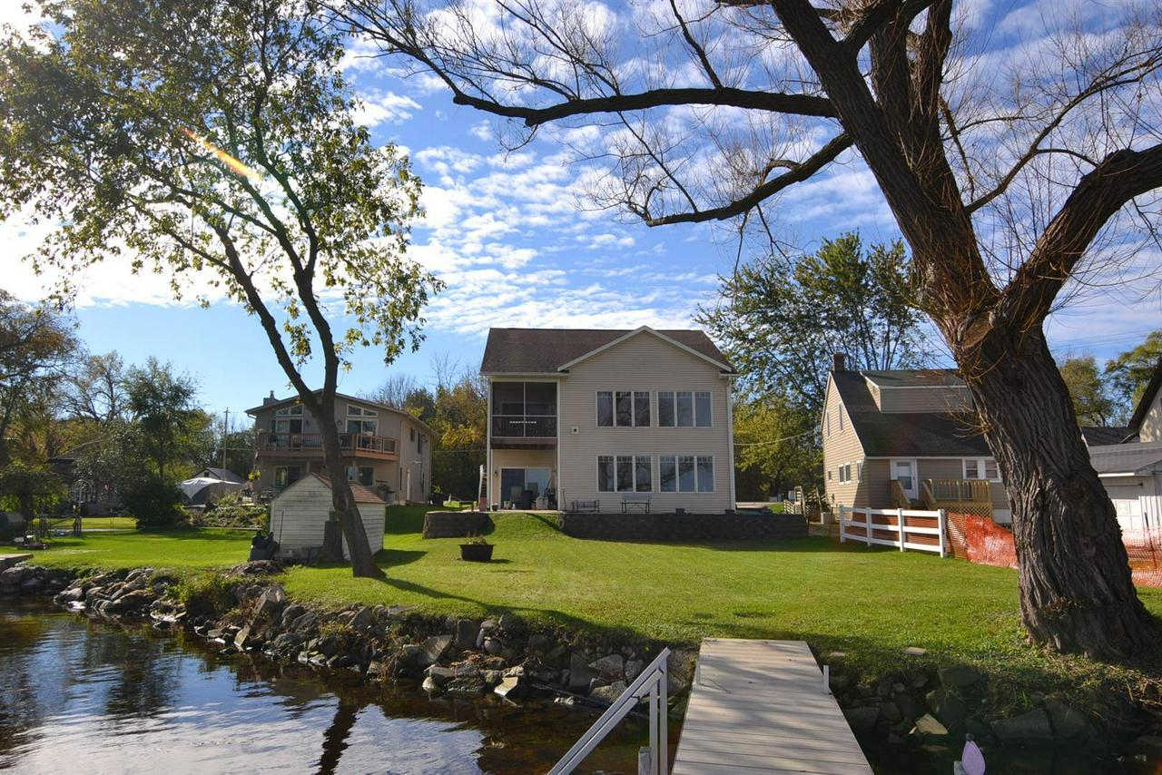 View Single-Family Home For Sale at 26054 S Wind Lake Rd, Waterford, WI