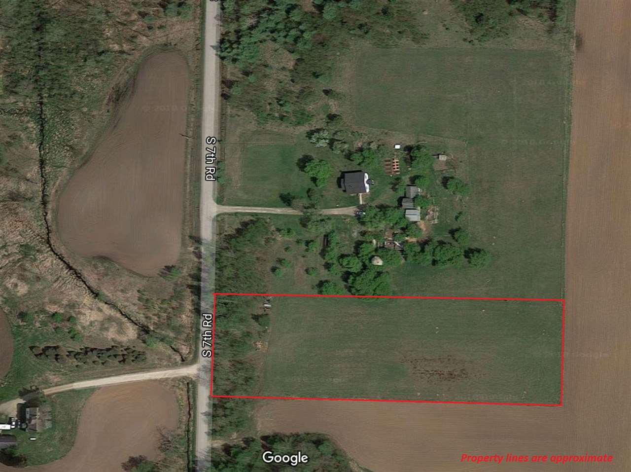 View Vacant Land For Sale at S 7TH ROAD, Coleman, WI