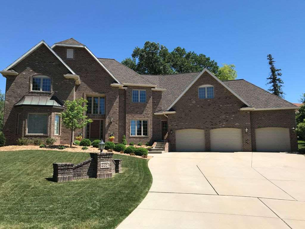 View Single-Family Home For Sale at 337 BRAEBOURNE COURT, Green Bay, WI