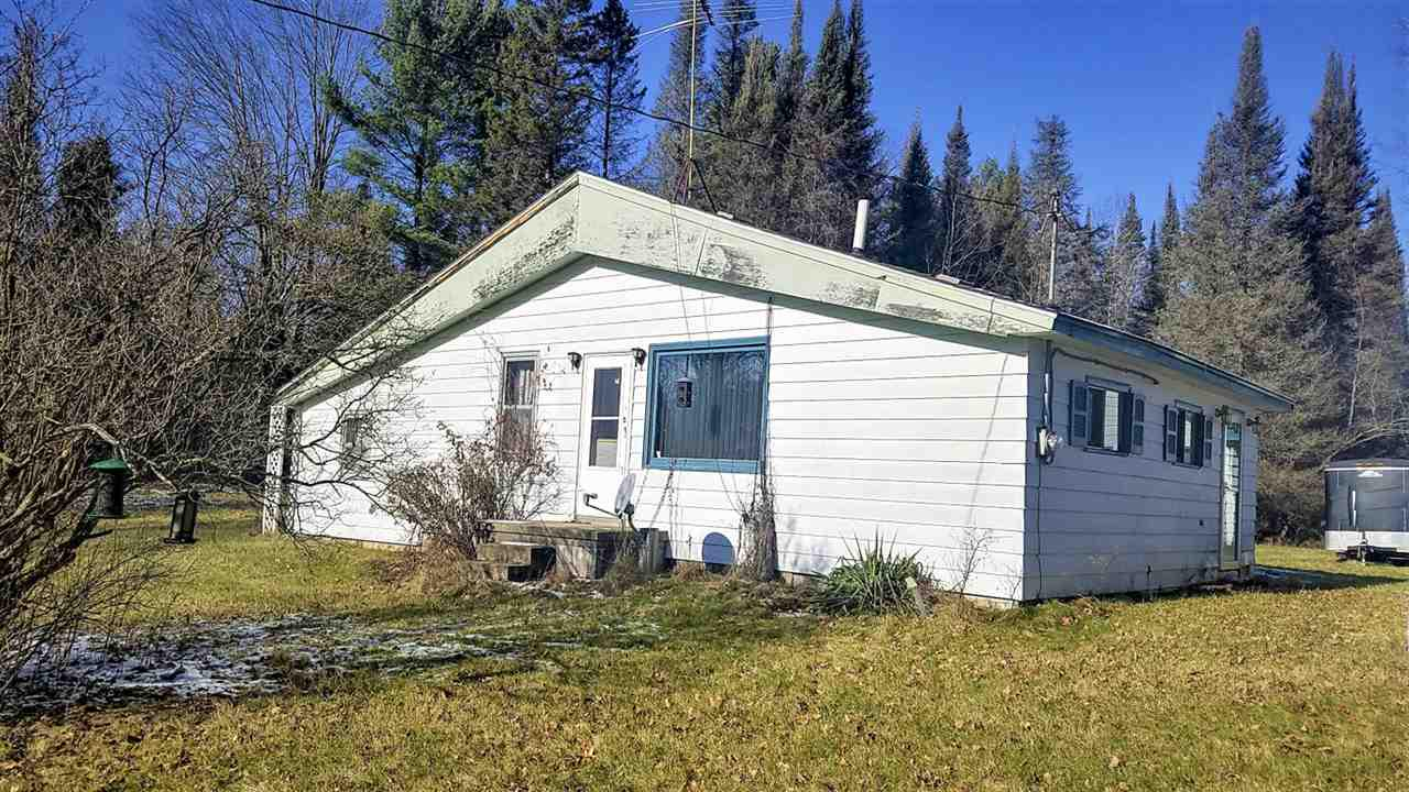View Single-Family Home For Sale at W7196 BLACK SAM ROAD, Amberg, WI