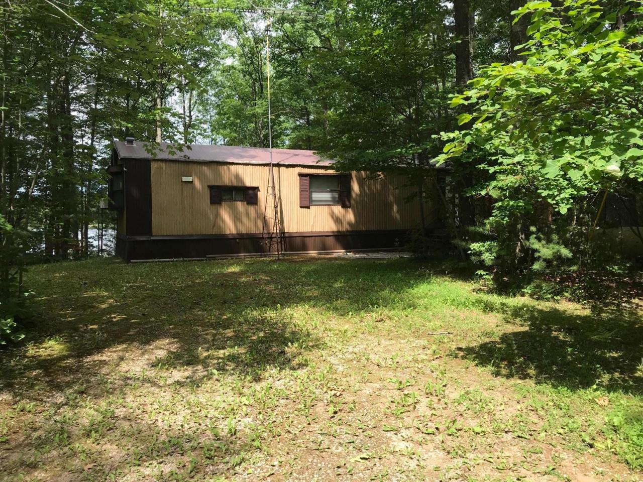 View Single-Family Home For Sale at N18321 Youngs Lake RD, Dunbar, WI