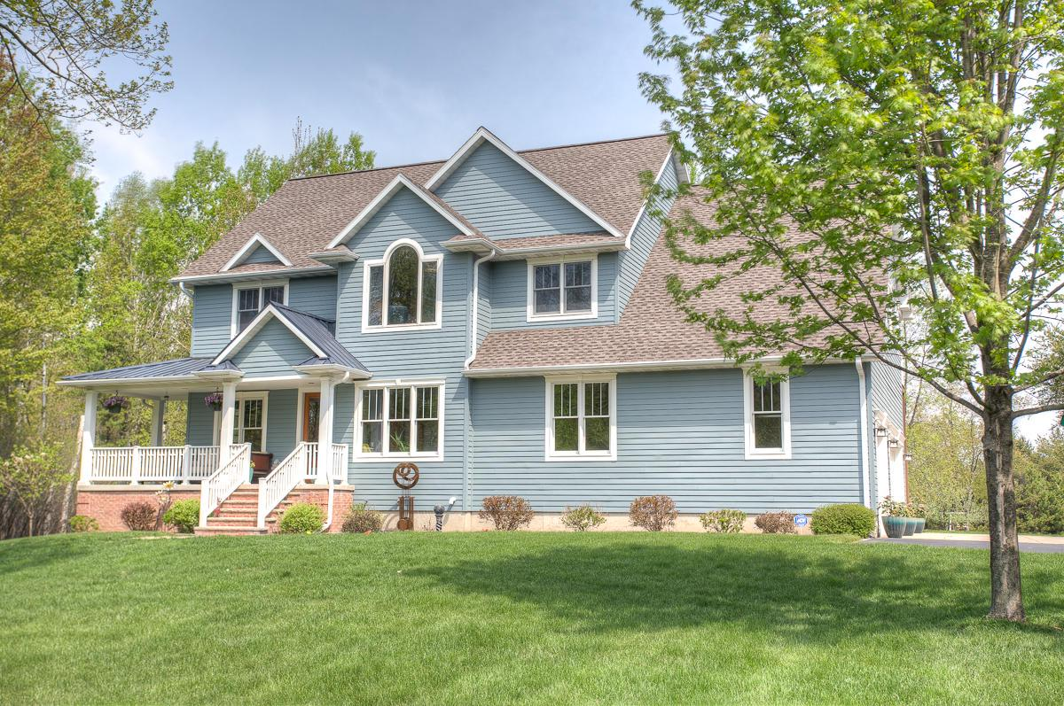 View Single-Family Home For Sale at W910 Edwards AVE, Marinette, WI
