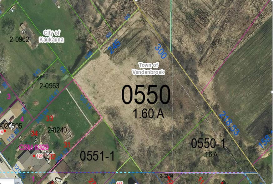 View Vacant Land For Sale at CLARIBEL STREET, Kaukauna, WI