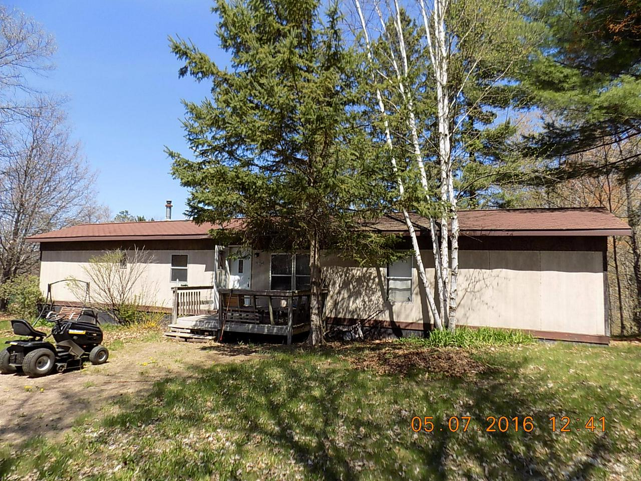 View Single-Family Home For Sale at 11794 Laura Ln, Crivitz, WI