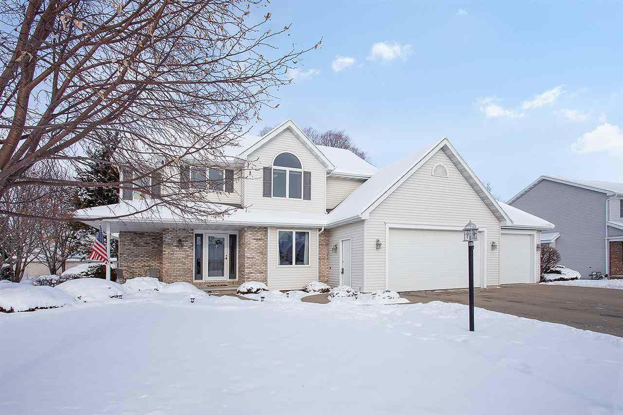 View Single-Family Home For Sale at W2596 OAKMEADOW COURT, Appleton, WI