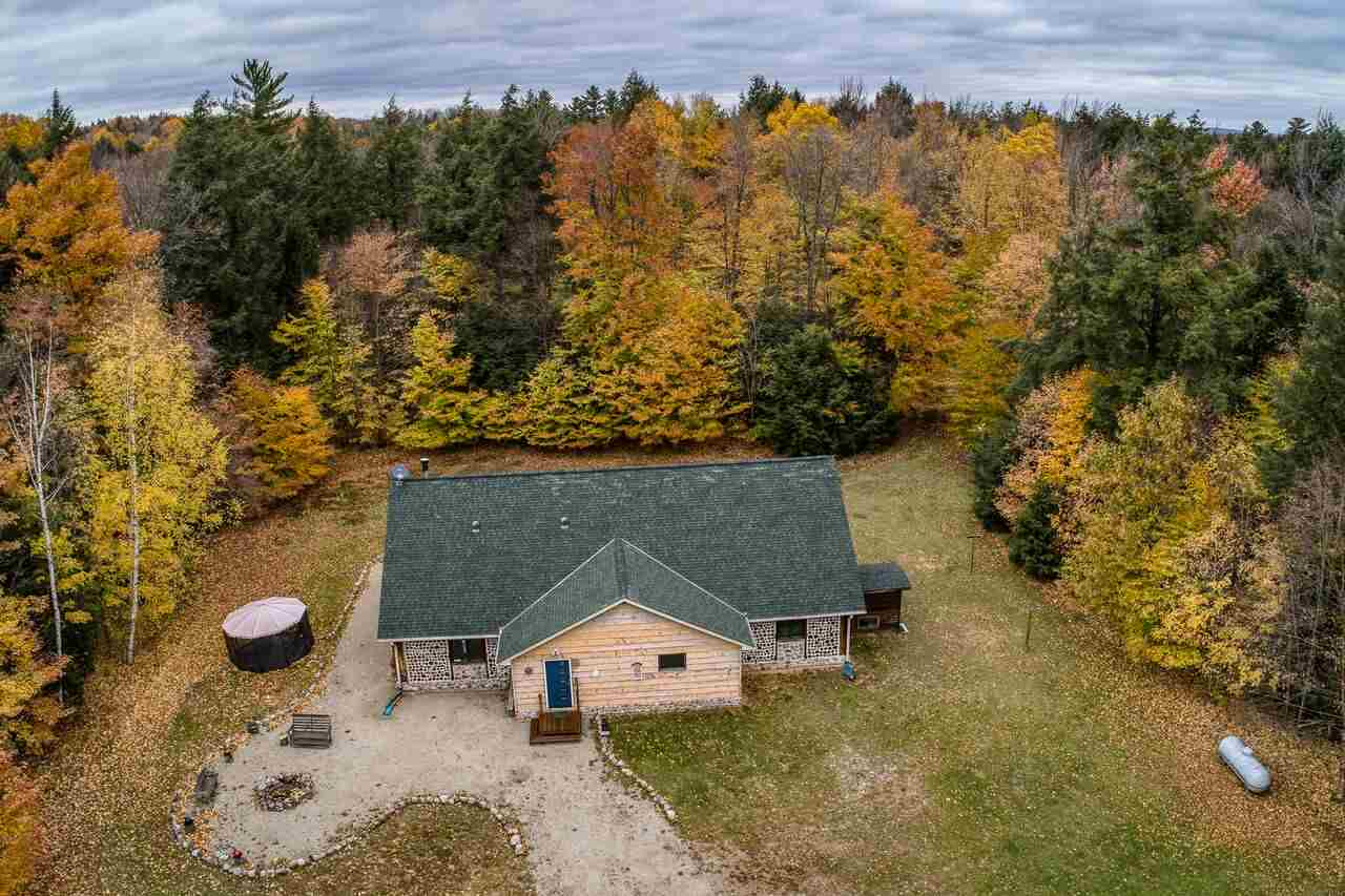 View Single-Family Home For Sale at 17306 LITTLE ARCHIBALD ROAD, Townsend, WI