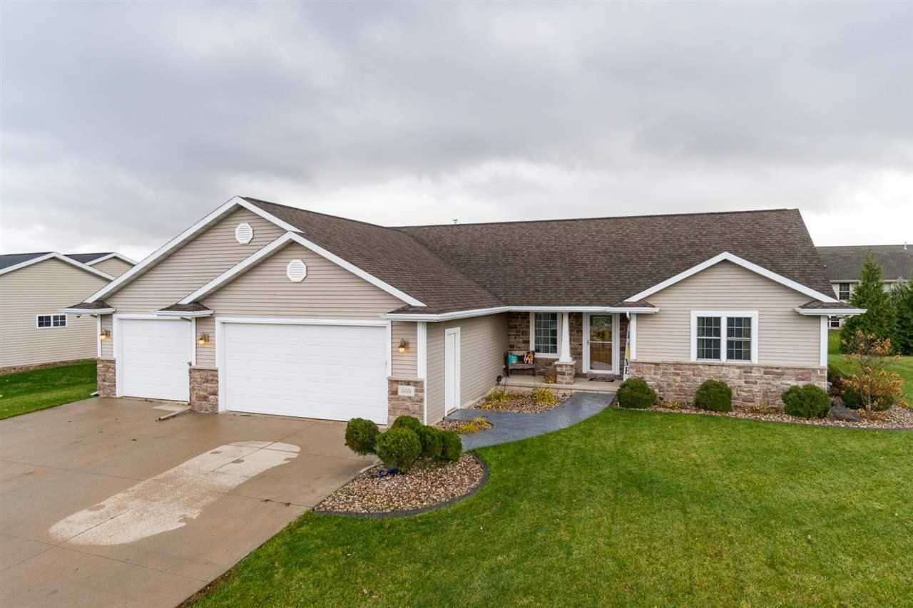 View Single-Family Home For Sale at 535 COONEN DRIVE, Combined Locks, WI
