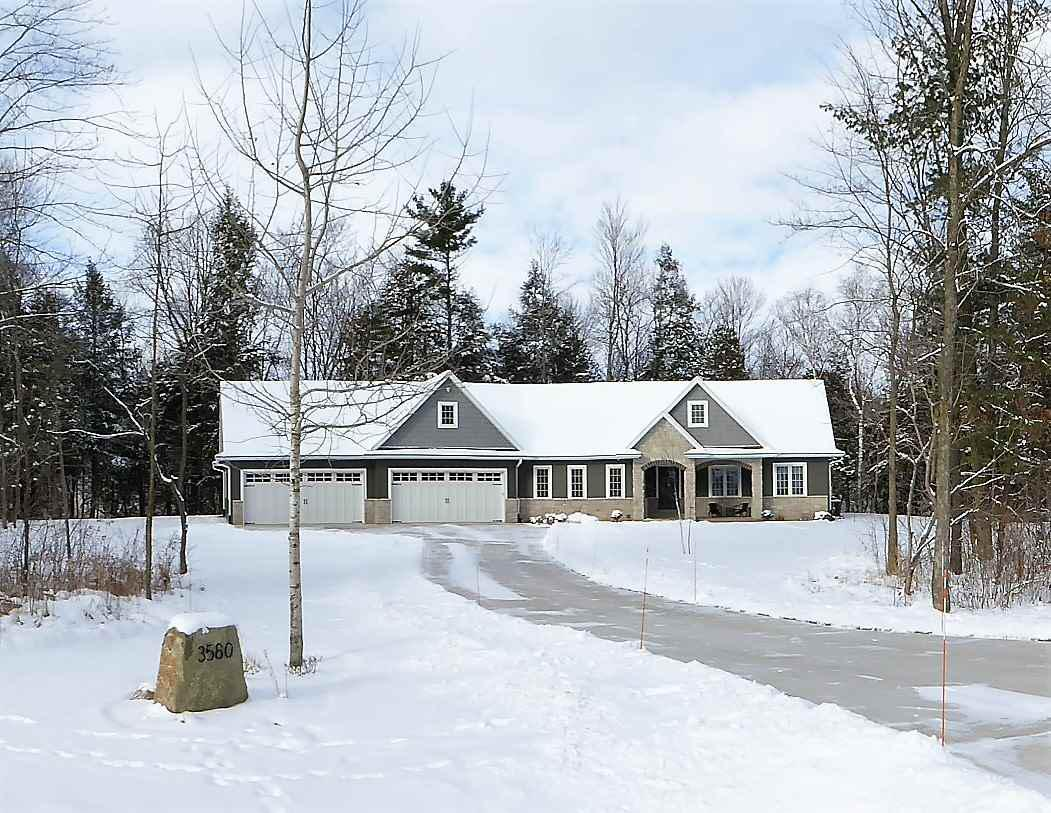 View Single-Family Home For Sale at 3580 TARRAGON TRAIL, Suamico, WI