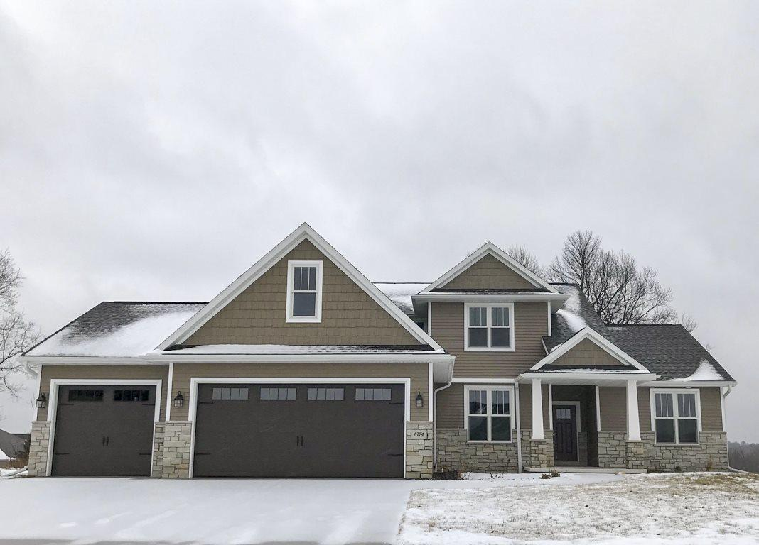 View Single-Family Home For Sale at 1374 BUCKYS RUN, Green Bay, WI