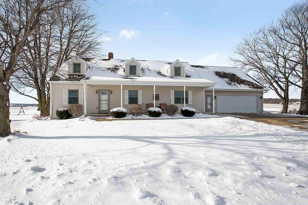 View Single-Family Home For Sale at N4771 HWY C, Seymour, WI