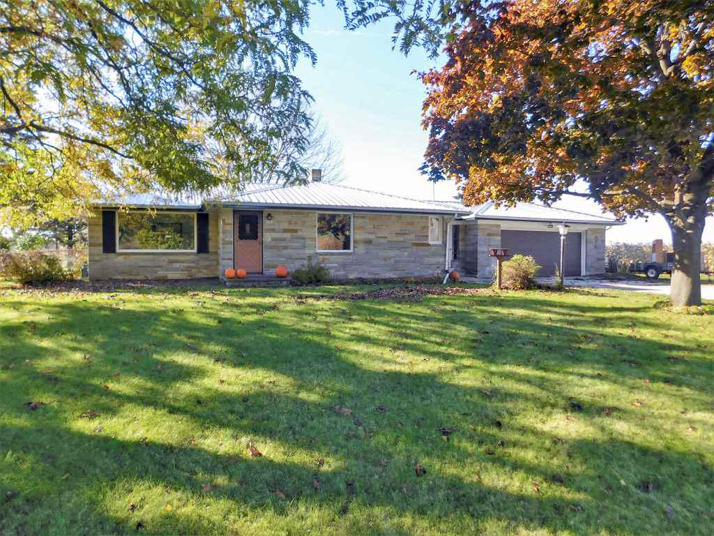 View Single-Family Home For Sale at 3980 CHURCH ROAD, Green Bay, WI