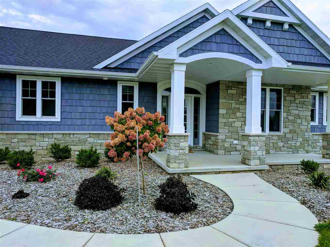 View Single-Family Home For Sale at W3970 DEVINE LANE, Appleton, WI
