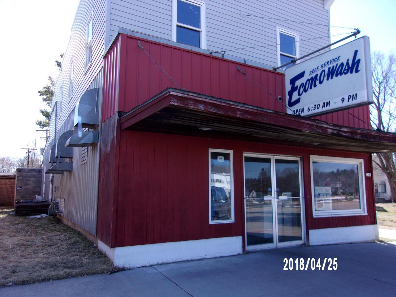 View Commercial For Sale at S310 Menominee ST, STEPHENSON, MI