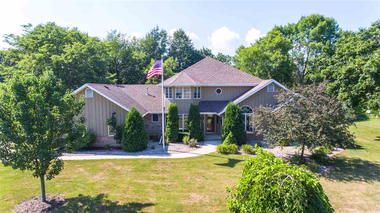 View Single-Family Home For Sale at 108 BROOKVIEW PLACE, Combined Locks, WI