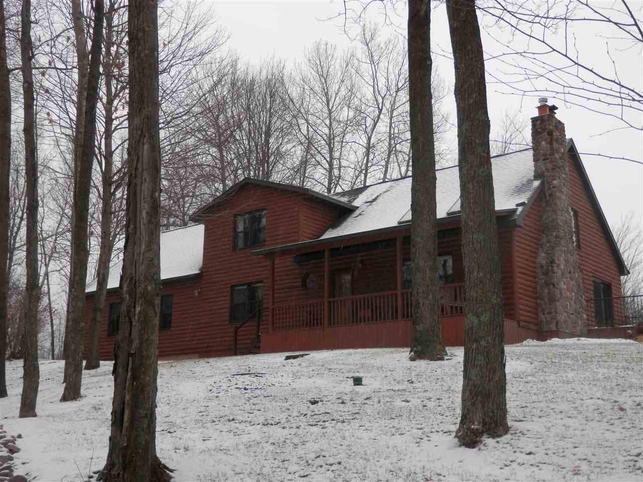 View Single-Family Home For Sale at 5736 FOREST LAKE LANE, Abrams, WI