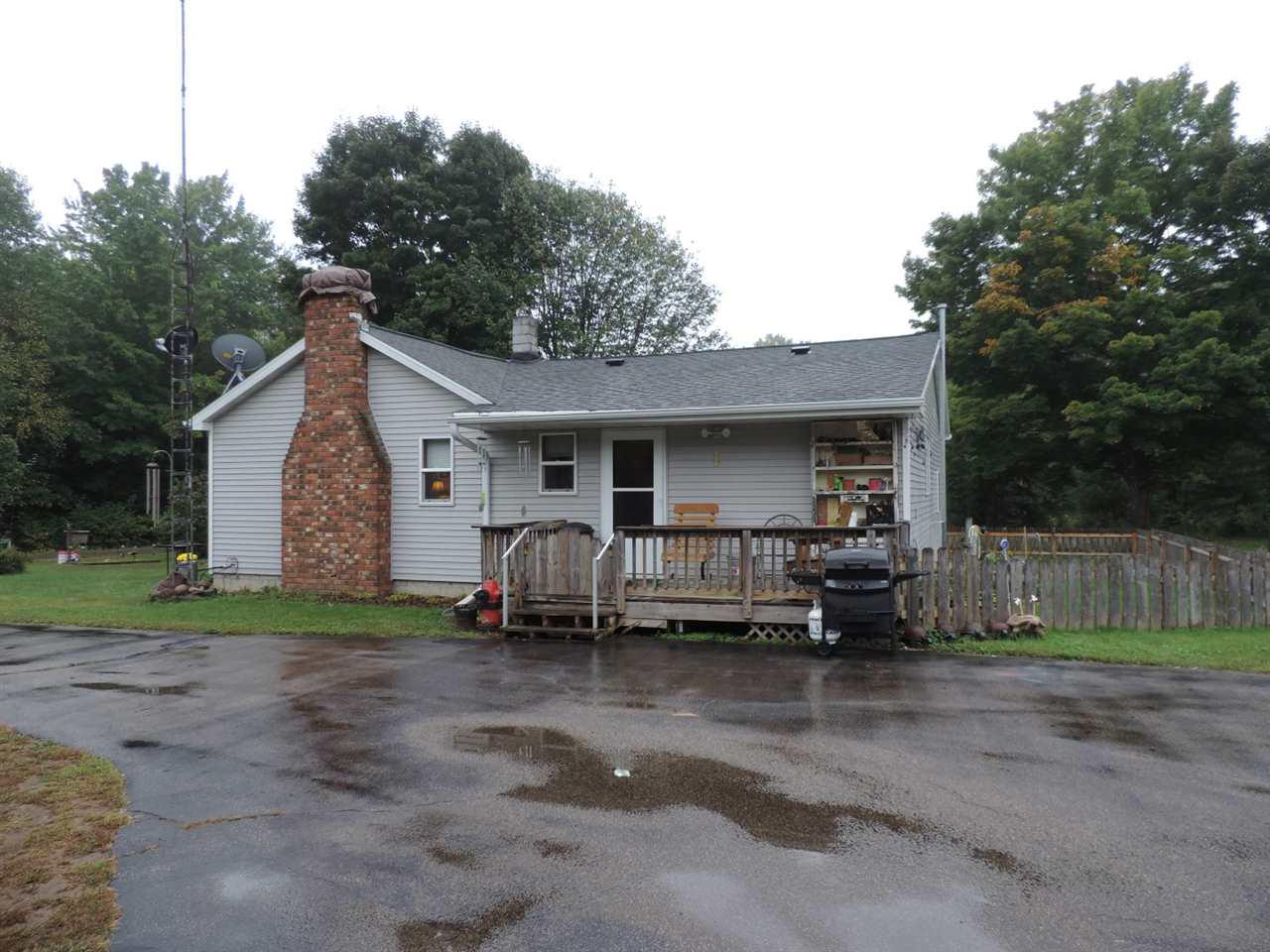View Single-Family Home For Sale at 16340 ISLAND LAKE ROAD, Mountain, WI