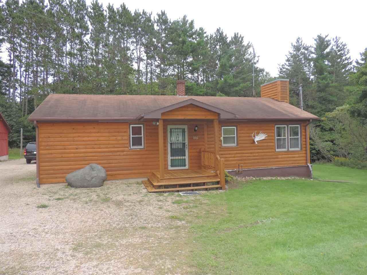 View Single-Family Home For Sale at 9534 HWY 32, Suring, WI