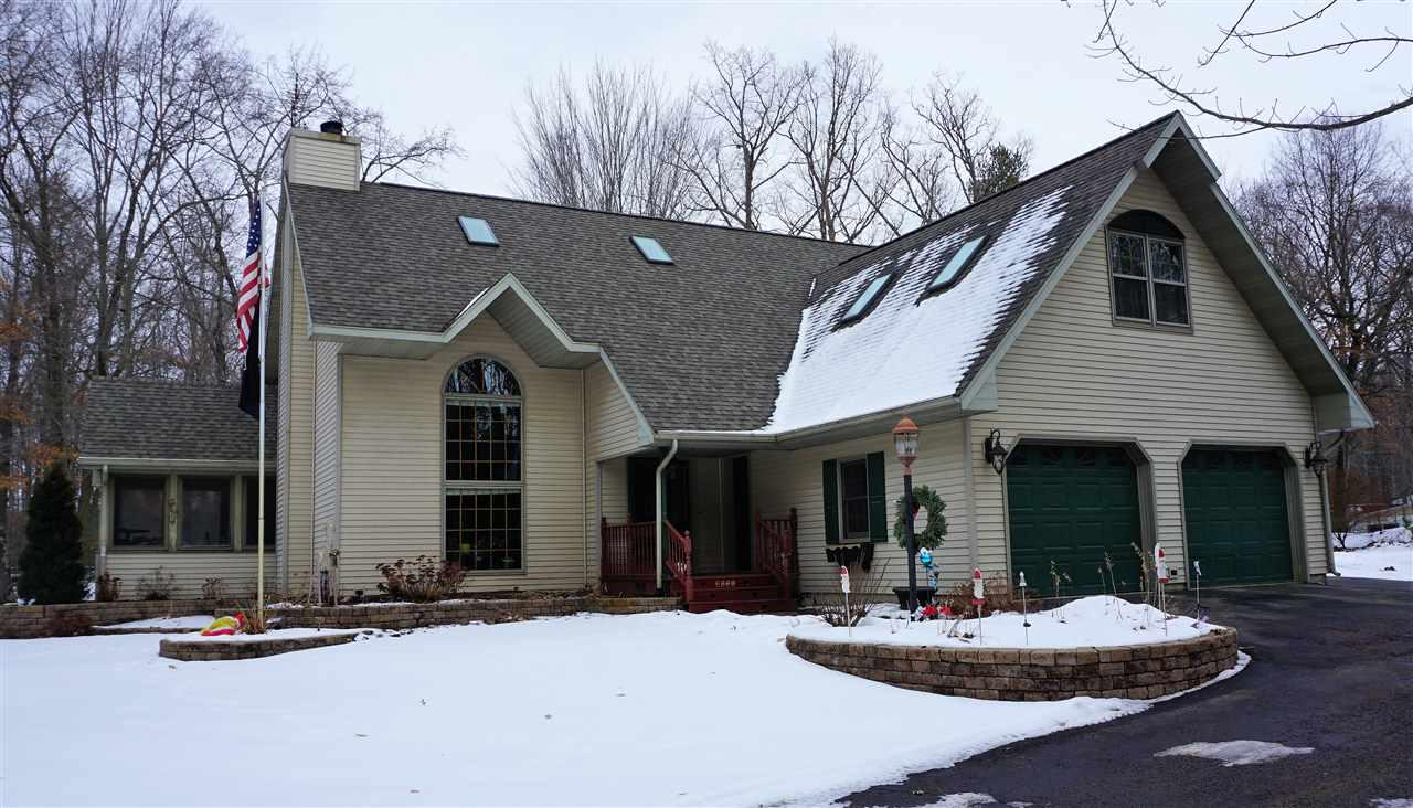 View Single-Family Home For Sale at 6868 OCONTO RIVER SHORES LANE, Oconto Falls, WI