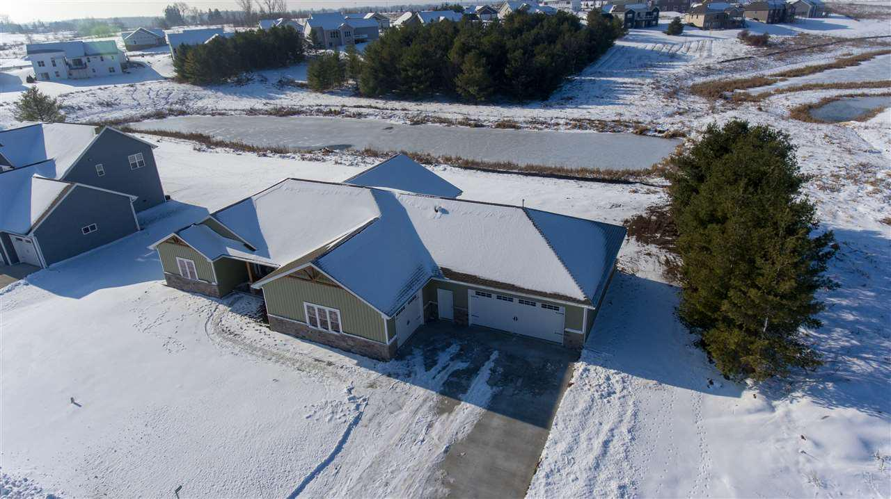 View Single-Family Home For Sale at N1091 ALEXANDRA WAY, Greenville, WI