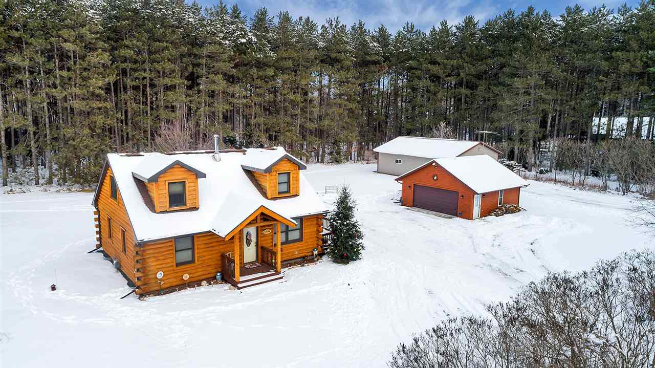 View Single-Family Home For Sale at 13884 LUND LANE, Mountain, WI