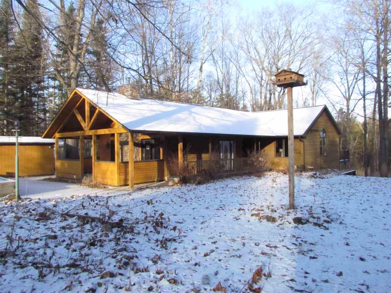 View Single-Family Home For Sale at 4874 W SLOPE LANE, Oconto, WI
