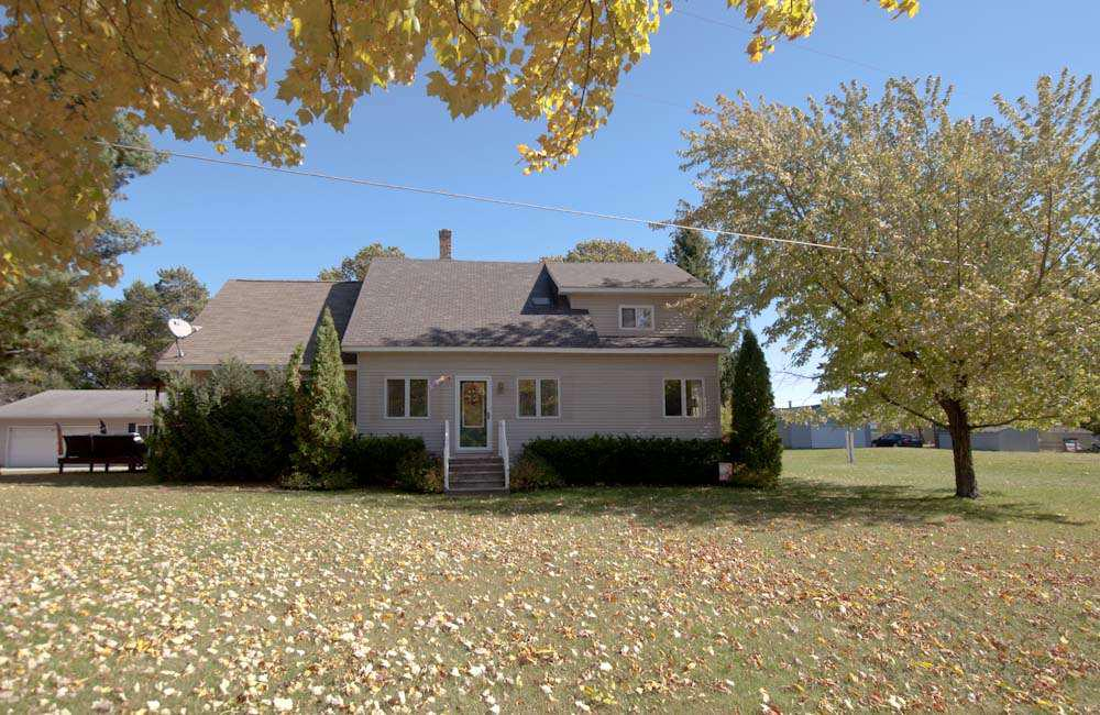 View Single-Family Home For Sale at N972 SHORE DRIVE, Marinette, WI